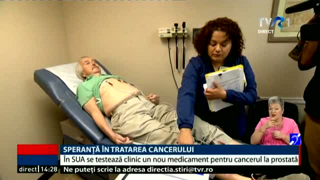 noutati in cancer prostata