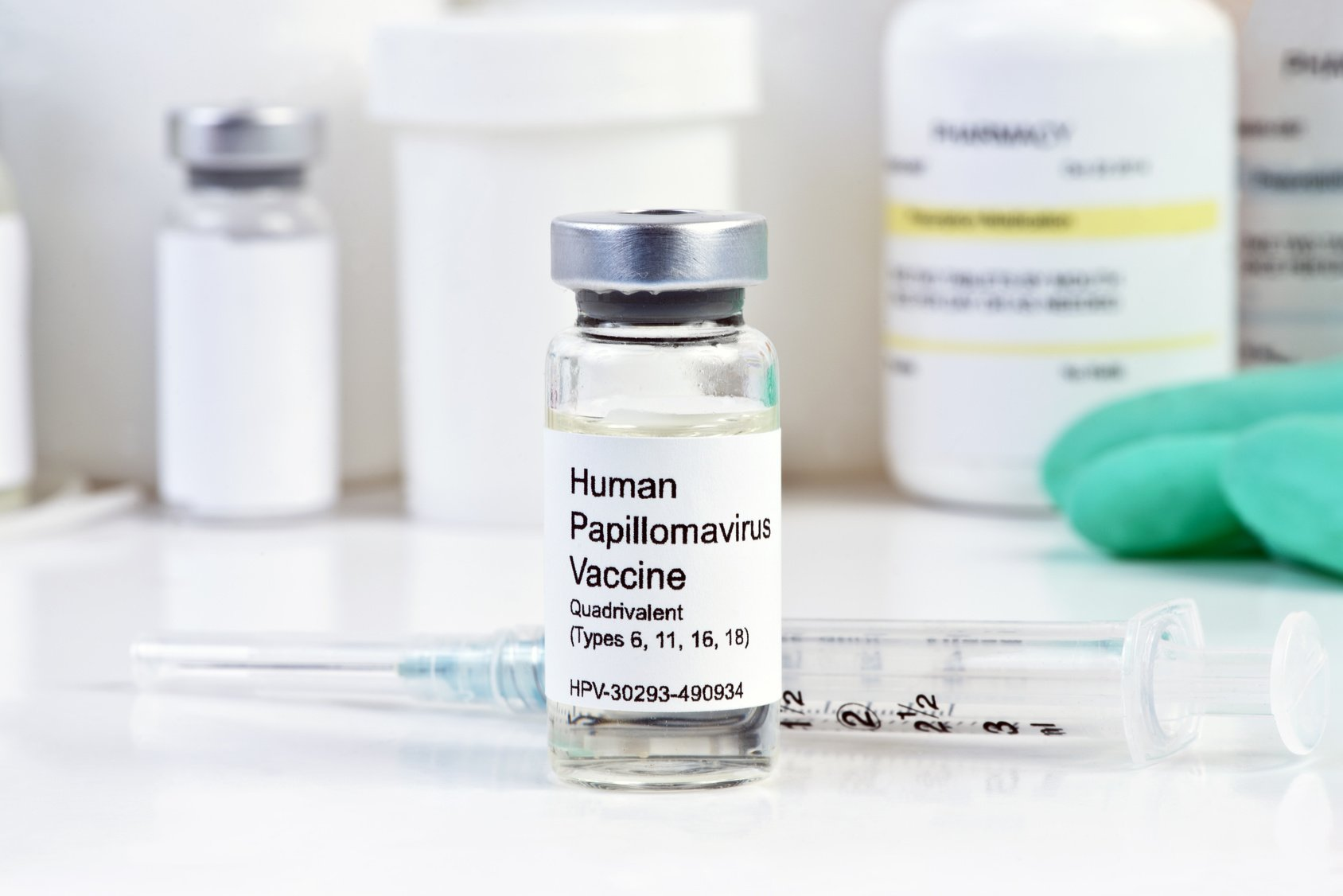hpv virus after vaccine