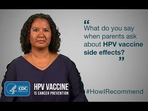 hpv vaccine side effects cancer ciuperci fierte