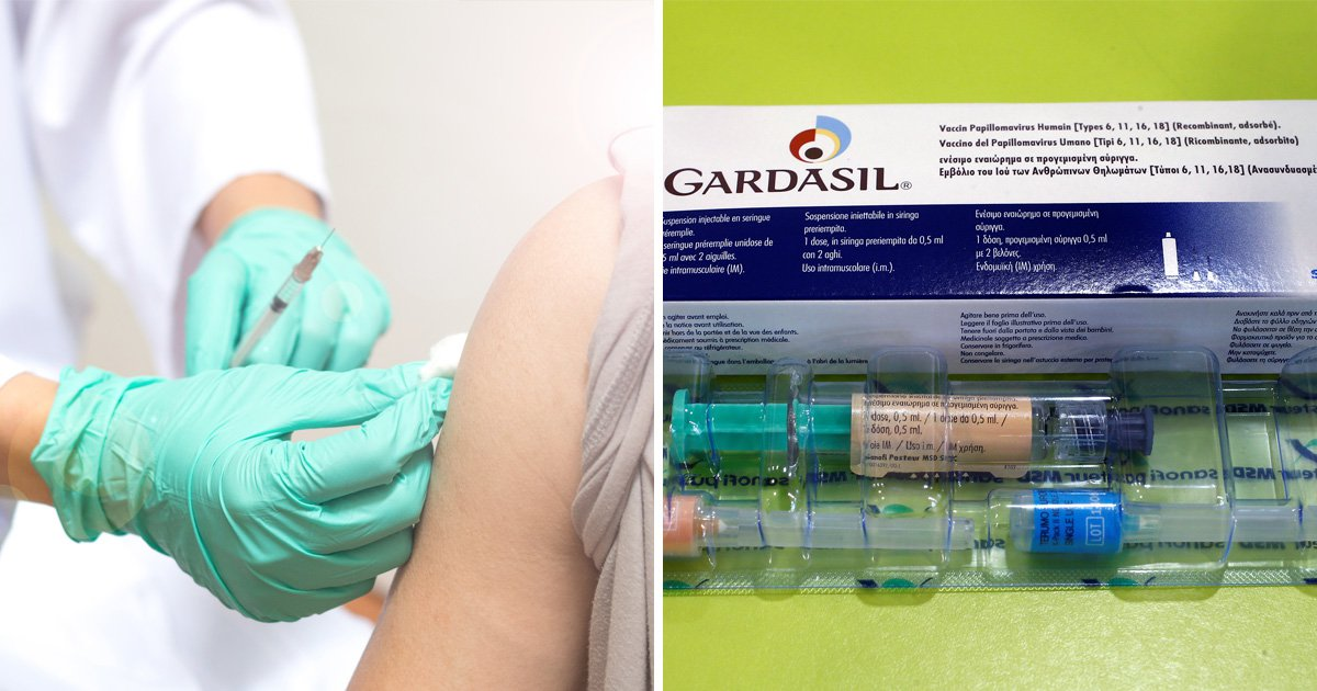 hpv vaccine eradicating cervical cancer