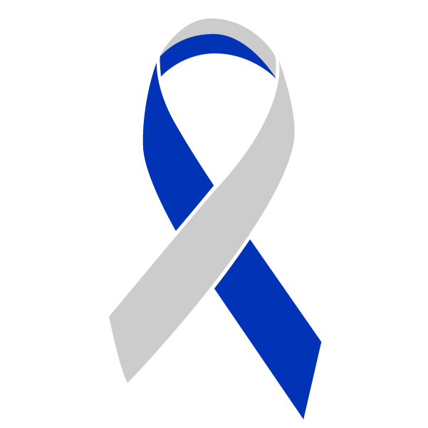 intestinal cancer awareness color laryngeal papillomatosis syndrome