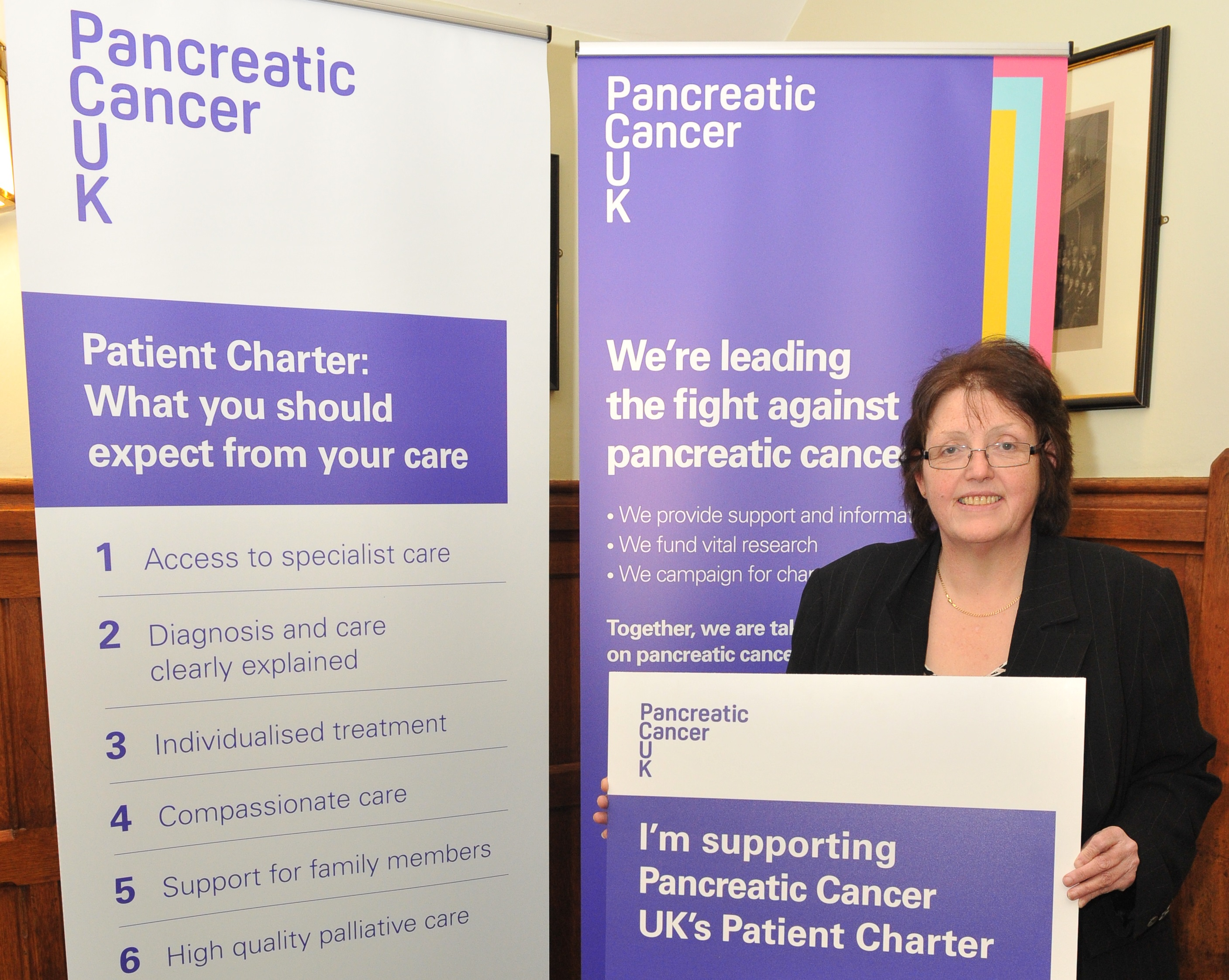 pancreatic cancer uk jobs