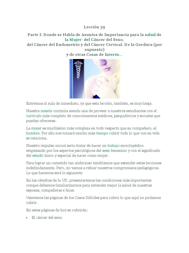 cancer endometrial mujer joven hpv eye test